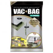 Conjunto Vac Bag Bomba + 4 Médios