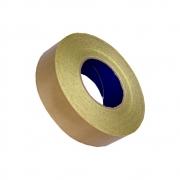 Fita Marrom Teflon P/ Seladoras Com Adesivo 40mm X 1metro