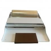 Seladora Embaladora para Bobinas em Película de PVC Manual 50cm STN Online - 220v