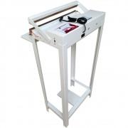 Seladora Pedal de Embalagens Plasticas 30cm Bivolt S/ Temporizador Isamaq