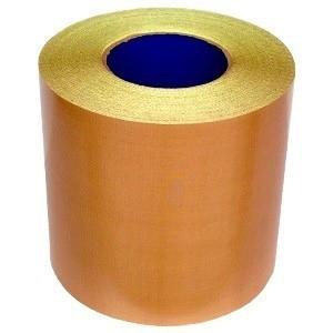 Bobina De Teflon Para Seladoras Com Adesivo 150mm X 30 metros