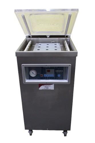 Seladora à Vácuo Industrial com Bancada e Rodas DZ500 - 220v