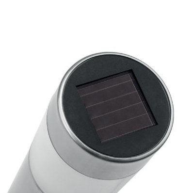 Balizador Solar Inox