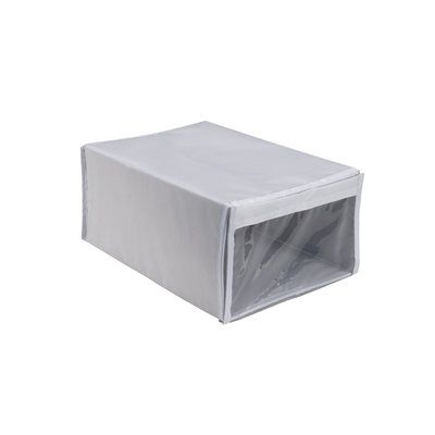 Box Com Visor Poli 25X35X18 Cm Coza