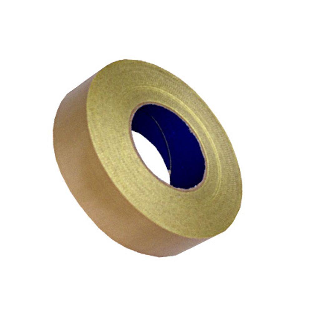 Fita Marrom Teflon P/ Seladoras Com Adesivo 40 mm X 1 metro