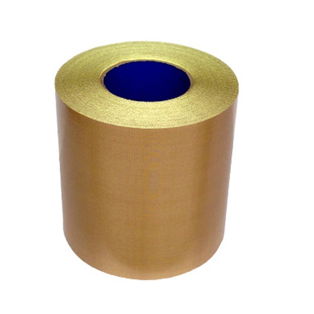Fita Marrom Teflon P/ Seladoras Com Adesivo 150 mm X 1 metro