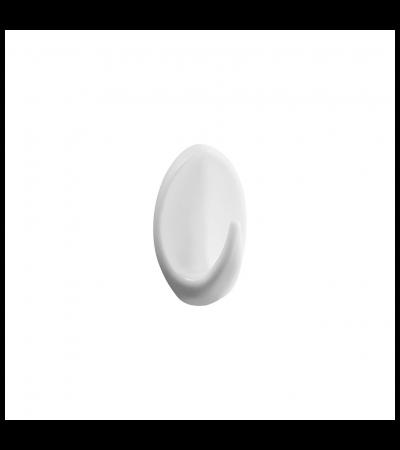 Gancho Adesivo p/ Parede c/ 6 unidades - Primafer