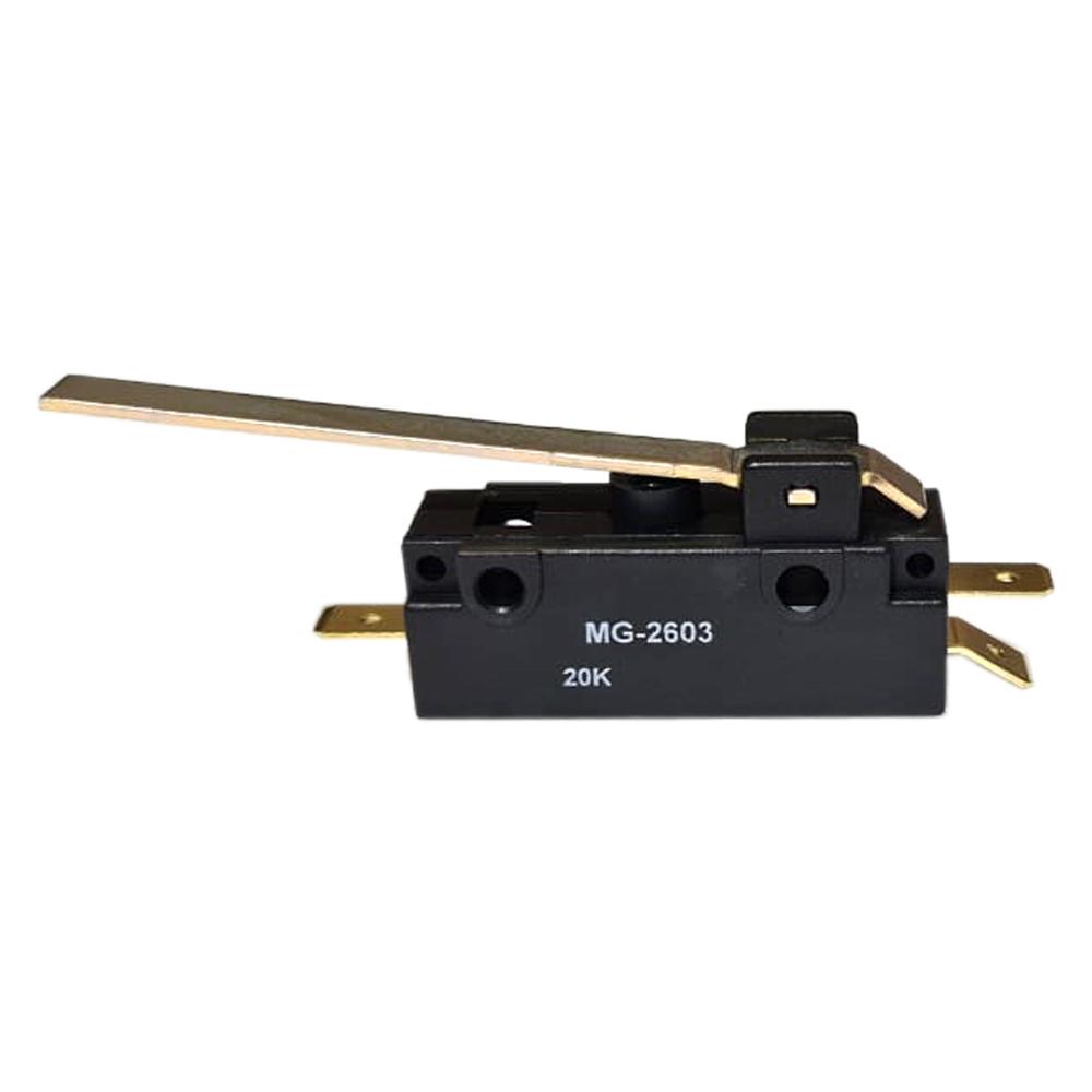 Micro Interruptor De Ação Rápida 20a - Mg-2603 Margirius