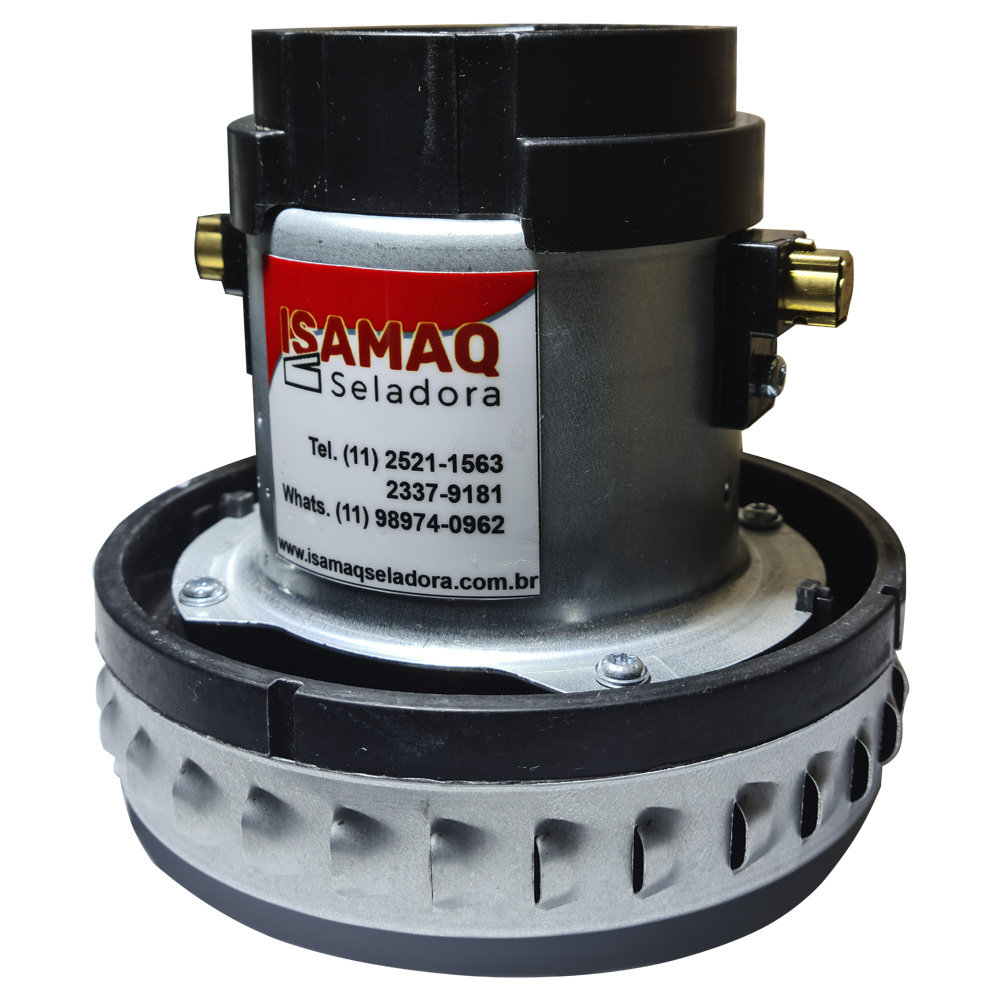 Motor Encarteladora Skin Monofasico Isamaq Seladora