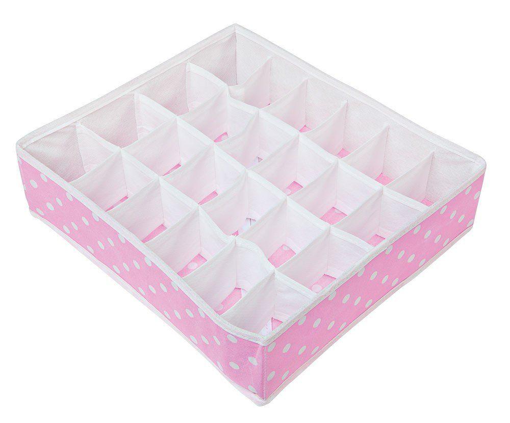 Organizador Pink de Calcinhas