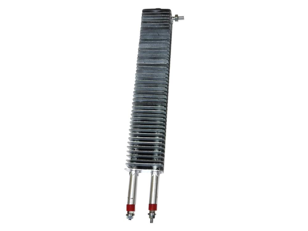 Resistencia Elétrica Aletada 340mm P/ Conjugada Isamaq 40x40 - 220v