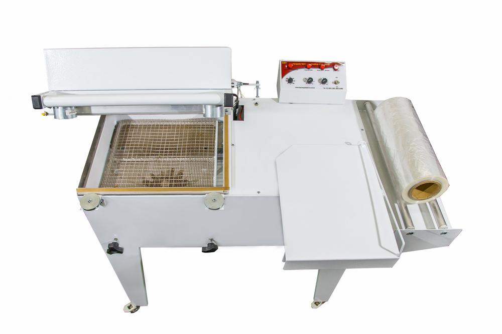 Seladora Conjugada em L Semi-Automatica Termoencolhivel 50x50 220v Isamaq