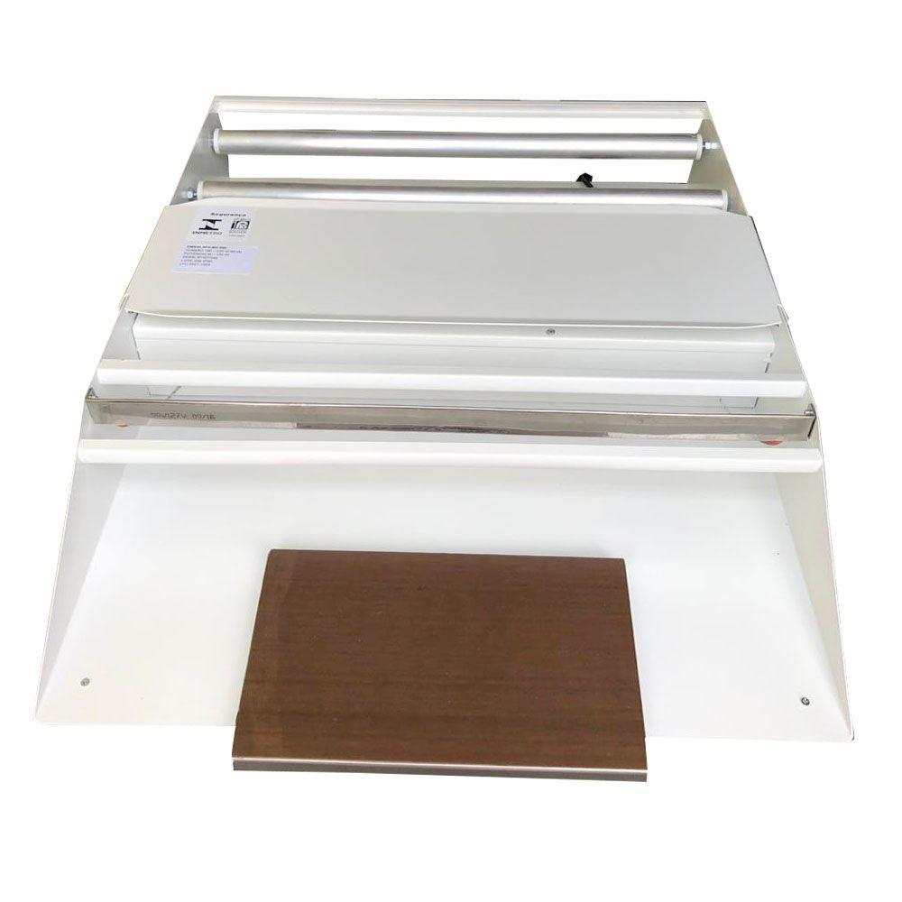Seladora Embaladora para Bobinas em Película de PVC Manual 40cm Isamaq