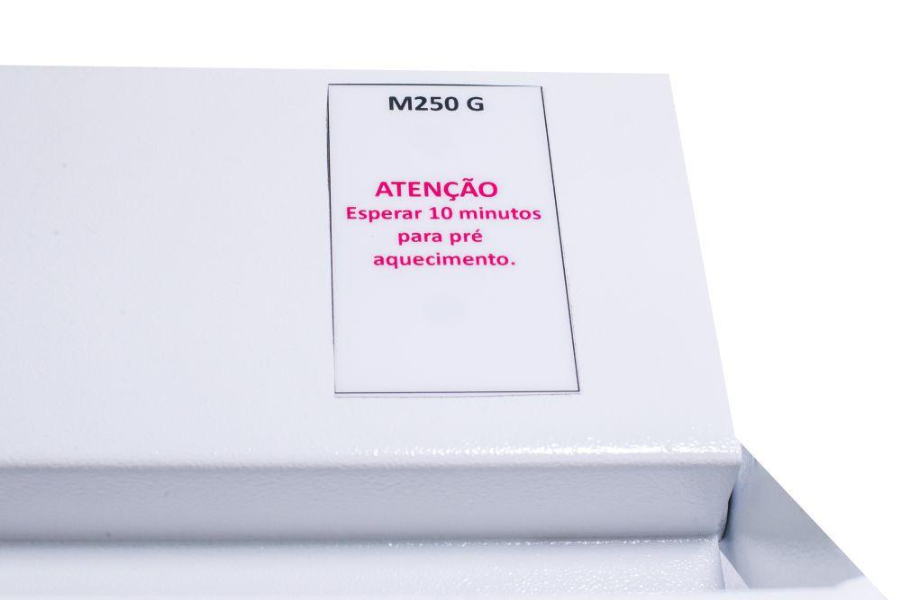 Seladora Graú Cirúrgico Manual M250 127v