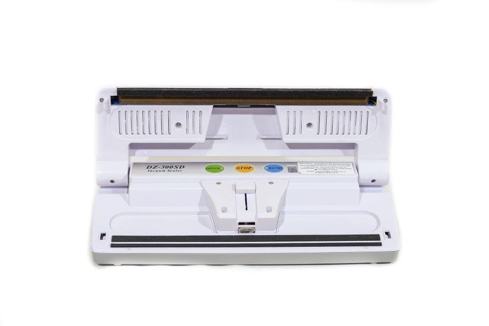 Seladora Manual De Embalagens A Vácuo DZ300 Domestica e Comercial 220 v