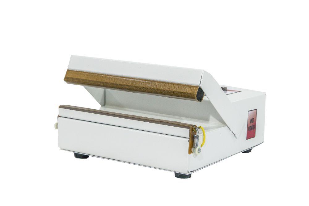 Seladora Manual de Embalagens Plasticas 20cm Bivolt S/ Temporizador Isamaq
