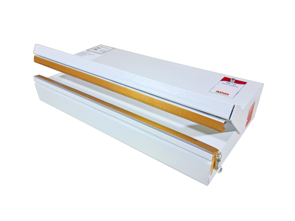 Seladora Manual de Embalagens Plasticas 40cm Bivolt S/ Temporizador Isamaq