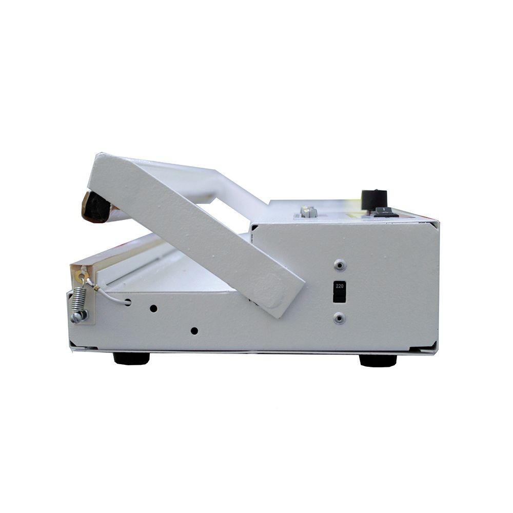 Seladora Manual de Embalagens Plasticas 50cm Bivolt C/ Temporizador Isamaq