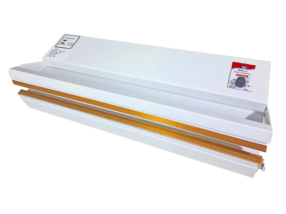 Seladora Manual de Embalagens Plásticas 50cm Bivolt C/ Temporizador Isamaq