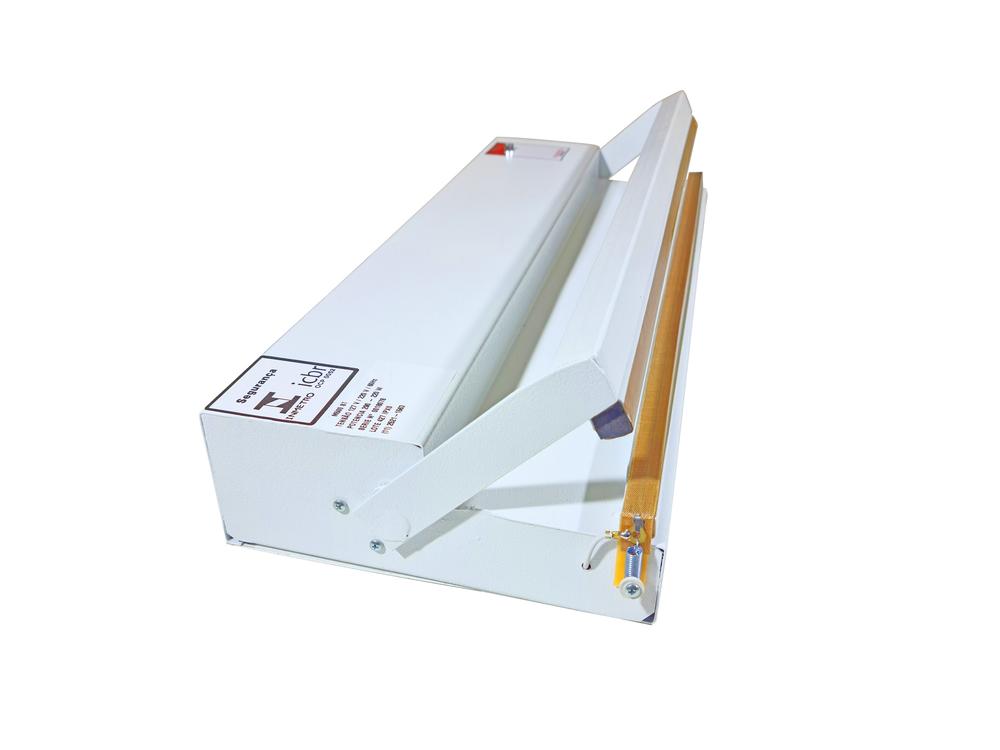 Seladora Manual de Embalagens Plasticas 50cm Bivolt S/ Temporizador Isamaq