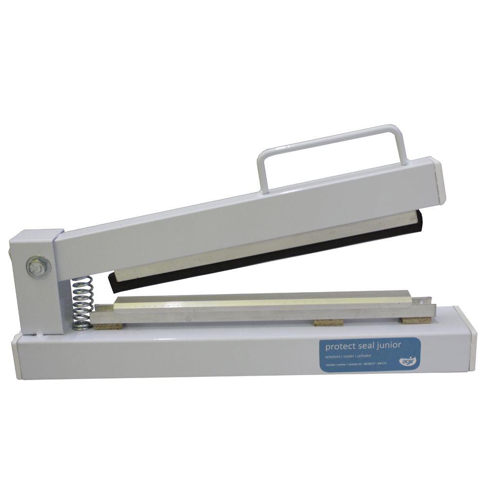 Seladora Manual Odontologica para Papel Grau Cirúrgico 21cm Bivolt