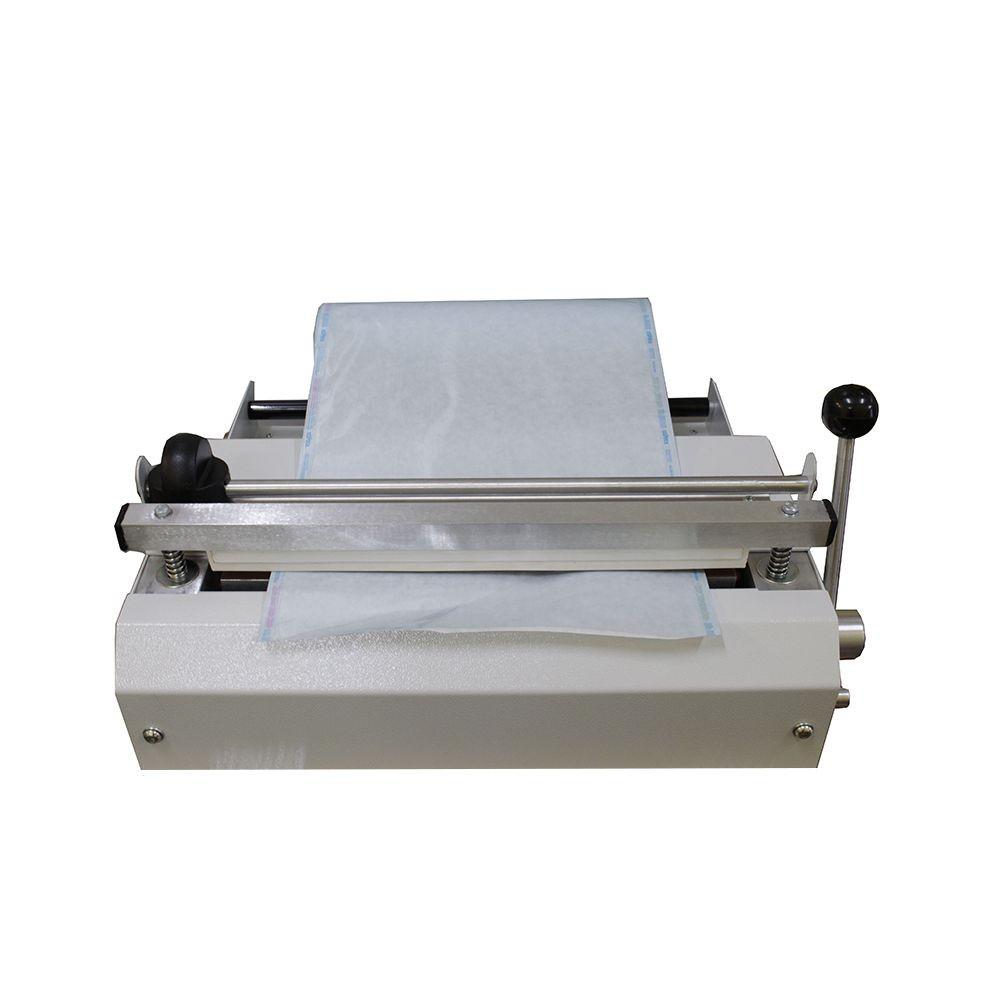 Seladora Manual Odontologica para Papel Grau Cirúrgico SMC 300 110 v