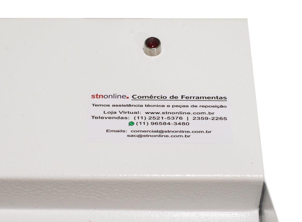 Seladora Para Sacos Plásticos Manual 50cm Sela e Corta