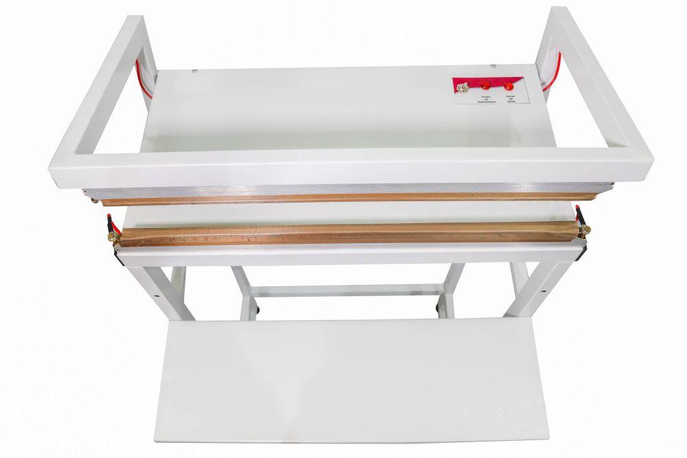 Seladora Pedal 50 Cm para Tnt Sela E Corta Isamaq