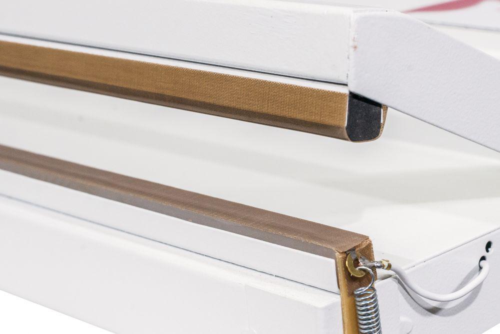 Seladora Pedal 60cm Sela E Corta Plásticos Com Garantia + Nf