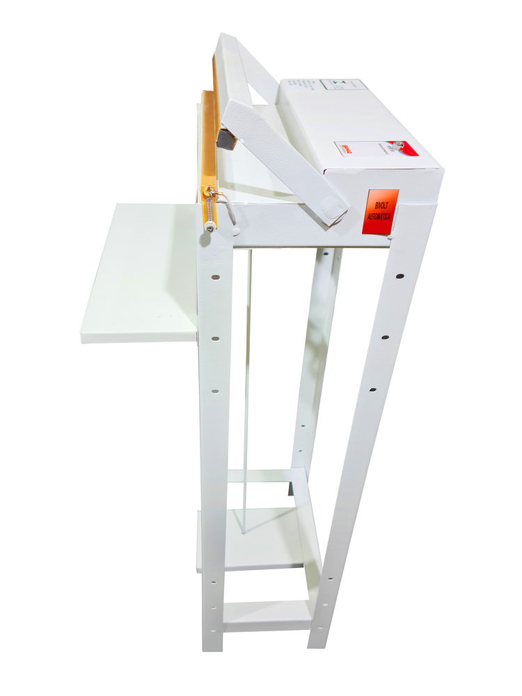 Seladora Pedal de Embalagens Plásticas 30cm Bivolt S/ Temporizador Isamaq