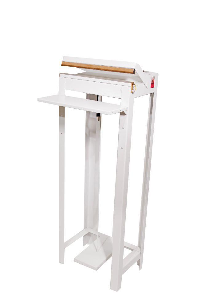 Seladora Pedal de Embalagens Plasticas 40cm Bivolt S/ Temporizador Isamaq