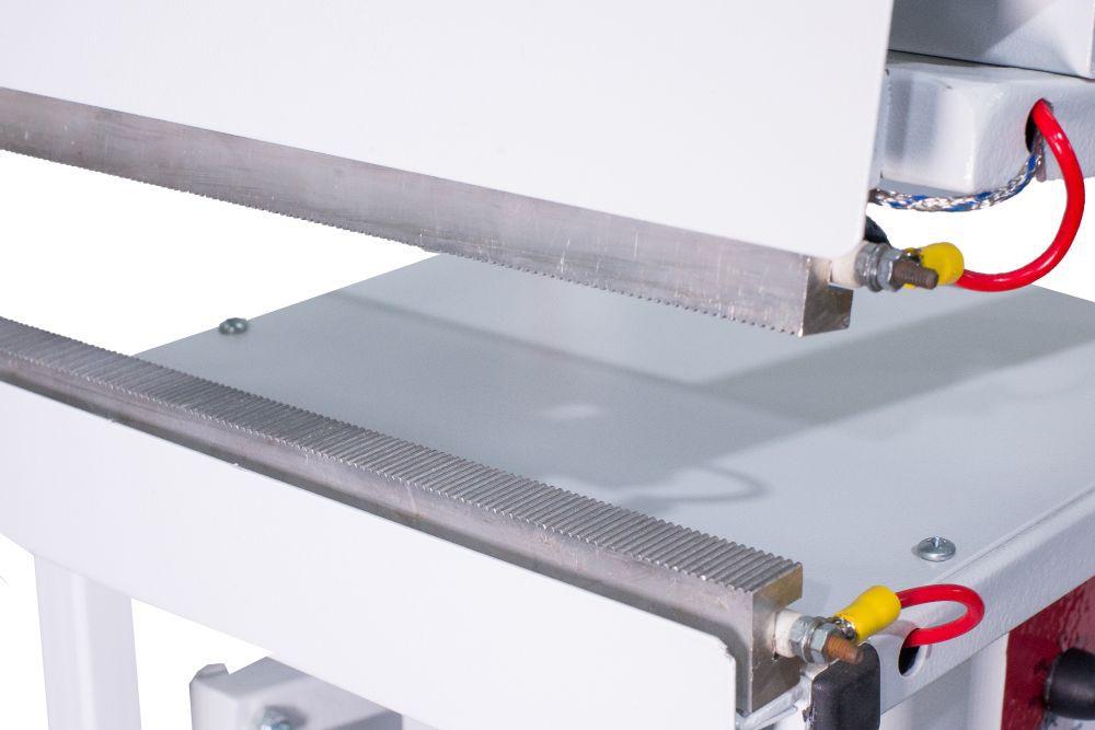 Seladora Pedal para Embalagem Aluminizada Salgadinho Picolé 35cm Recravada Isamaq