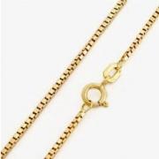Corrente Veneziana 40 Cm Ouro 18K K090 02239