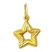 Pingente Estrela 5 Pontas abaloada Dpes 1 (5) 050