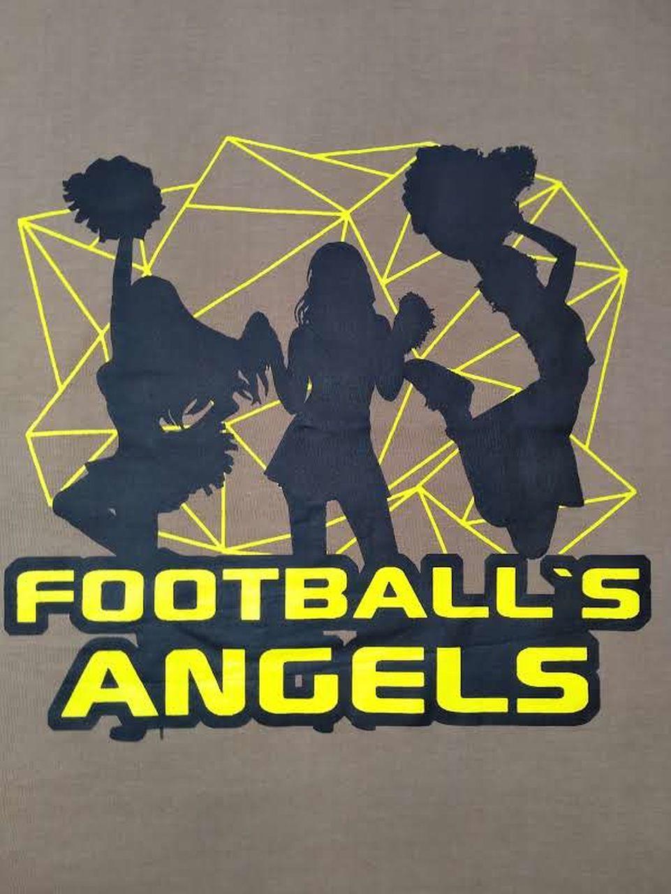 CAMISETA FOOTBALL ANGEL'S