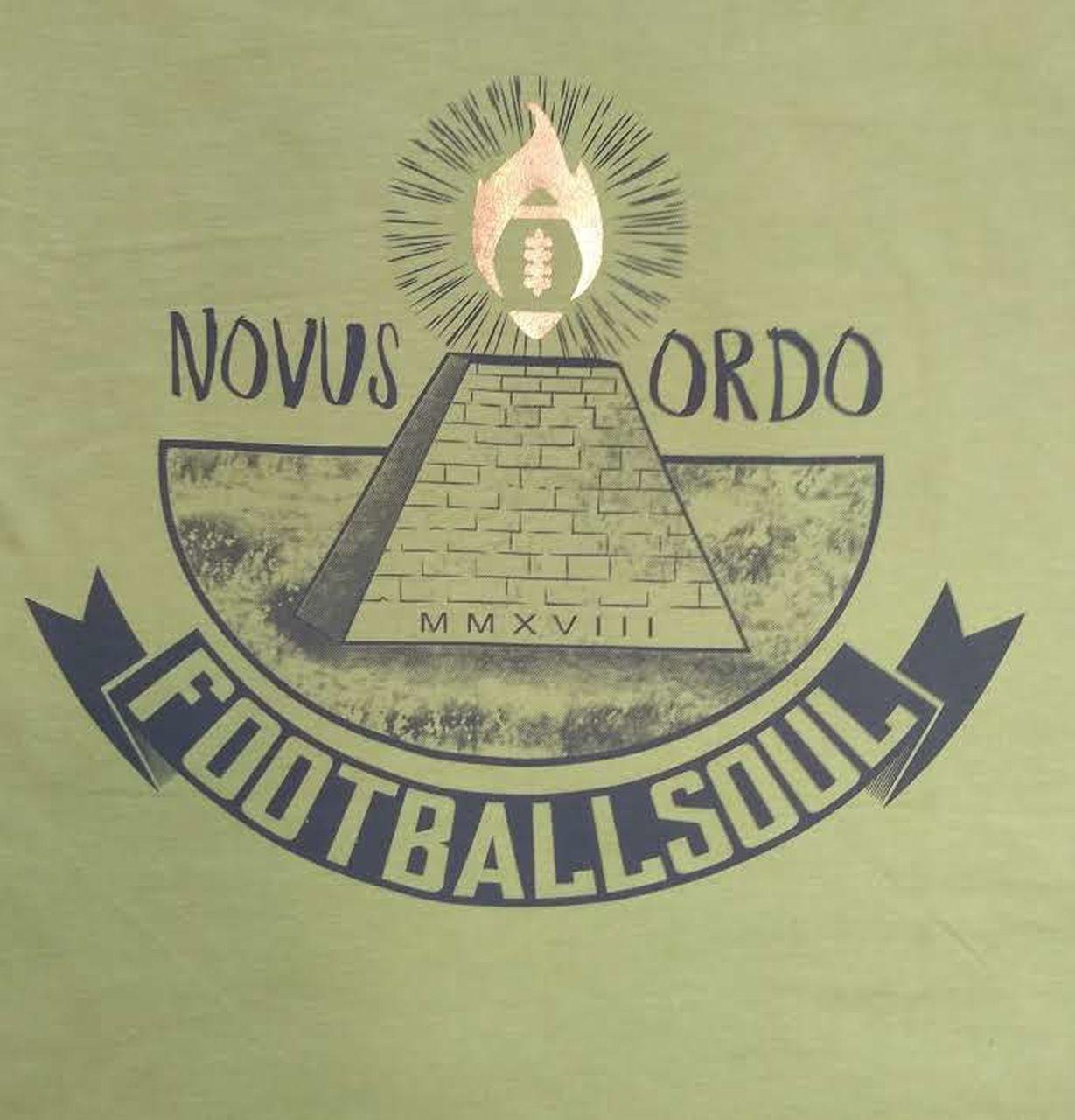 CAMISETA FOOTBALL SOUL NOVA ORDEM