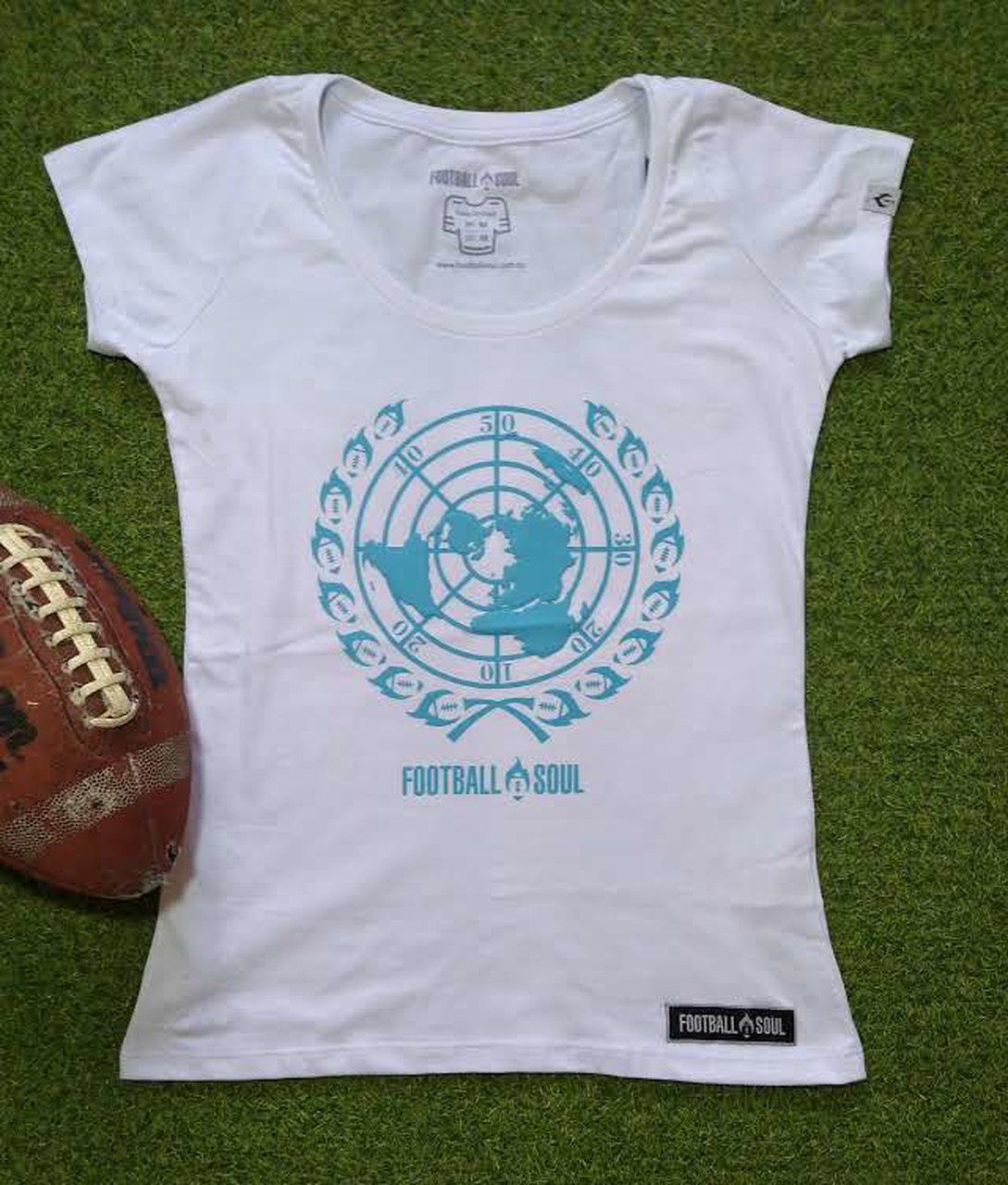 CAMISETA  FOOTBALL SOUL ONU