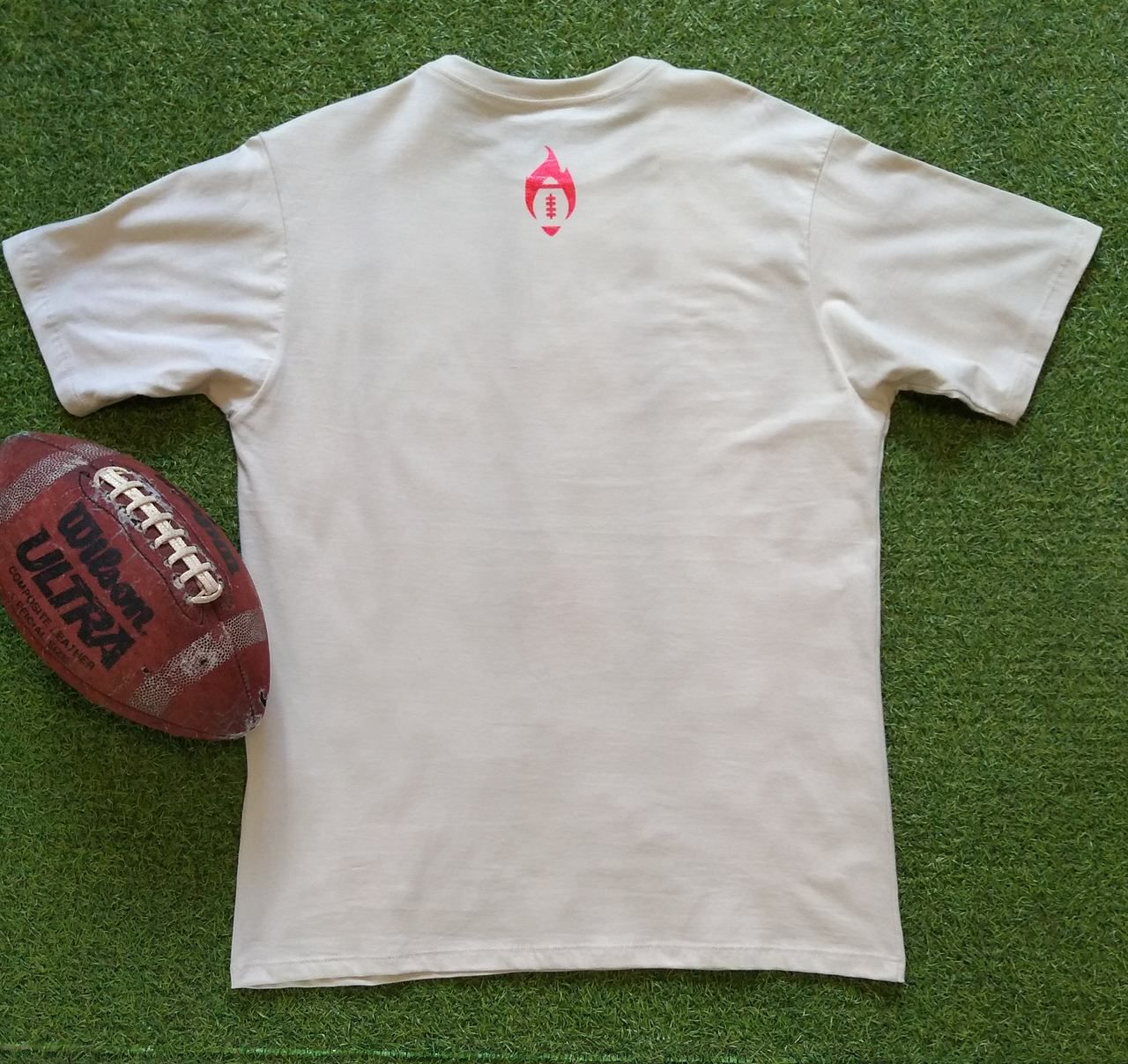 CAMISETA  FOOTBALL SOUL SEPTEMBER