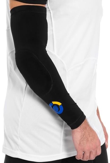 Sleeves com Pad Combine in Field (COR PRETA)