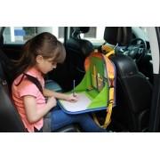 Organizador Infantil para Carro para Desenho e Tablet Tropa Colorida