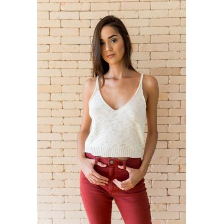 Calça Feminina Jeans Color Skinny