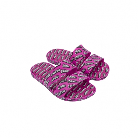 Chinelo Infantil MELISSA MEL COLOR POP + BARBIE
