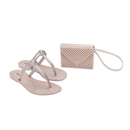 Chinelo MELISSA ASTRAL CHROME
