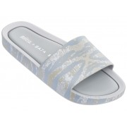 Chinelo Melissa BEACH SLIDE + BAJA EAST
