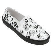 Tênis Slip On MELISSA GROUND + MICKEY