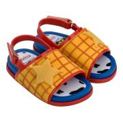 Sandália Infantil Unissex Melissa Beach Slide + Toy Story