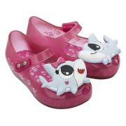Sapatilha Infantil Mini Melissa ULTRAGIRL SHARK