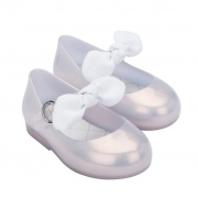 Sapatilha MINI MELISSA SWEET LOVE PRINCESS BOW BABY