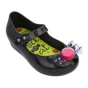 Sapatilha MINI MELISSA ULTRAGIRL TRICK OR TREAT
