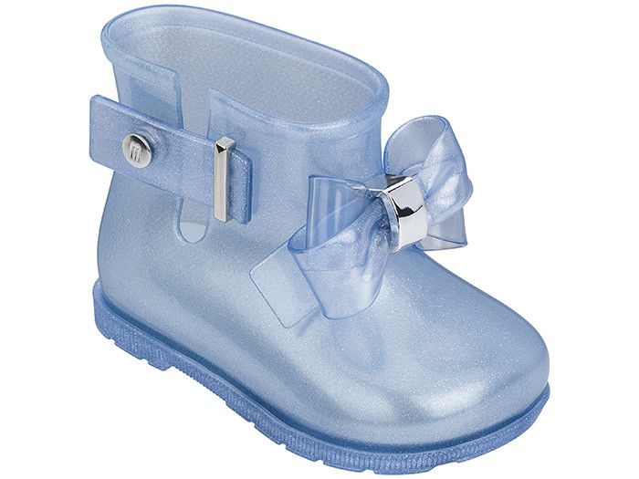 Bota Infantil Melissa MINI SUGAR RAIN PRINCESS